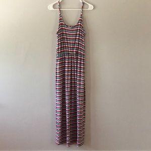 Exist Striped Maxi Dress